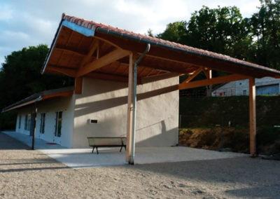 Ecole Saint Paul de Loubressac - Architecte : B. BURZIO