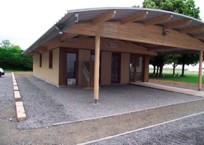 Aérodrome de Fay - Architecte : DS Architecture et 2NE: