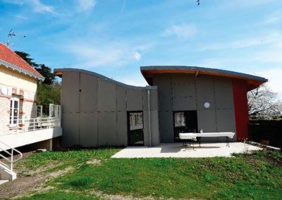 Le Lubidet - Architecte : SARL SCPA